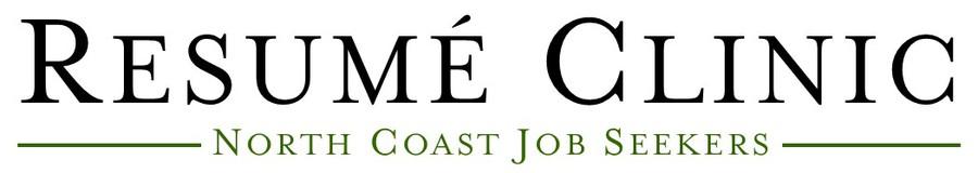 North Coast Job Seekers Resume Clinic